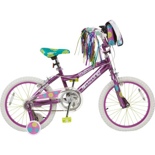 Display product reviews for Ozone 500 Girls' 18 in Mysterious Bike
