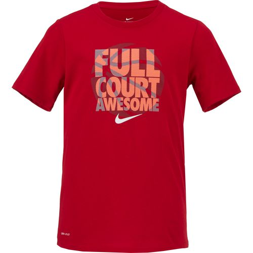 Nike Boys' Dry Basketball T-shirt - view number 3