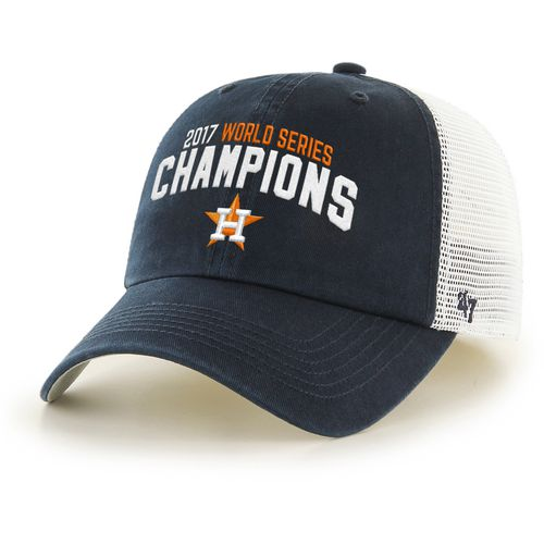 '47 Men's Astros World Series Champs Closer Cap
