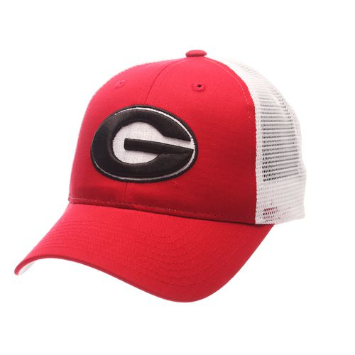 Zephyr Men's University of Georgia Big Rig 2-Tone Mesh Back Cap