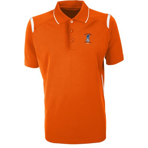 Antigua Men's Astros World Series Merit Polo