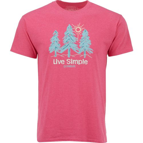Magellan Outdoors Men's Live Simple T-shirt