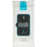 DUDE Shower Body Wipes 8-Pack - view number 1