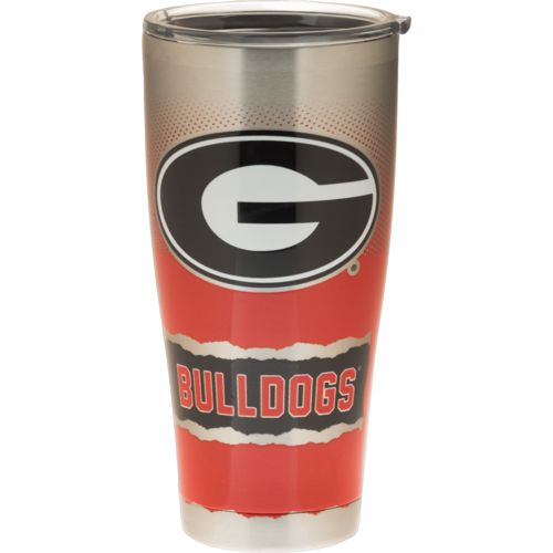 Tervis University of Georgia 30 oz Knockout Stainless Steel Tumbler - view number 1
