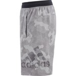 adidas Men's Camo Hype Shorts - view number 4