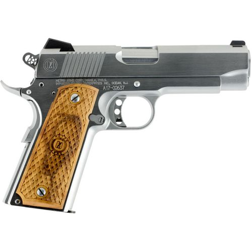American Classic Commander 1911 9mm Luger Pistol