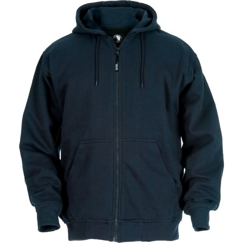 Berne Men's Thermal Lined Hooded Sweatshirt