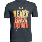 Under Armour Boys' Never Back Down T-shirt - view number 2