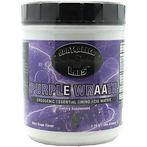 Controlled Labs Purple Wraath Ergogenic Essential Amino Acid Matrix