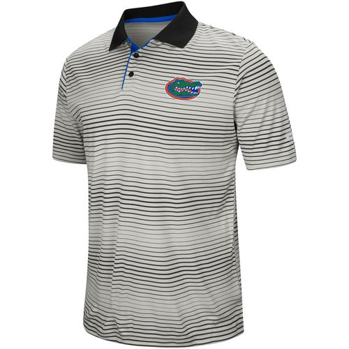 Colosseum Athletics Men's University of Florida Lesson Number One Polo Shirt
