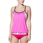 Nike Women's Layered Sport Tankini Swim Top - view number 4