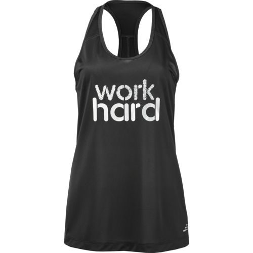 BCG Women's Work Hard Tech Tank Top