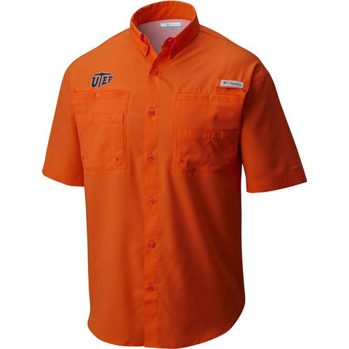 Columbia Sportswear Men's University of Texas at El Paso Tamiami Shirt