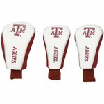 Team Golf Sock Head Covers 3-Pack