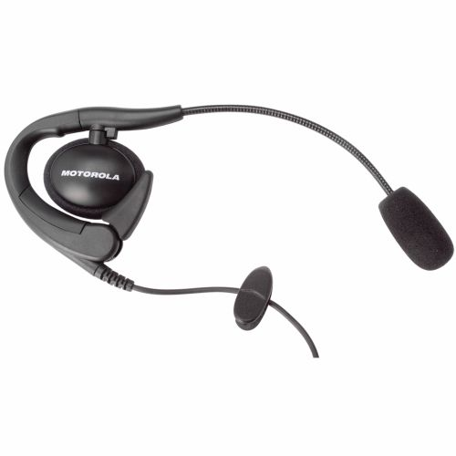 Image for Motorola Earpiece with Boom Microphone from Academy