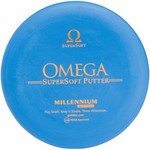 Millennium Supersoft Omega Disc Golf Putter