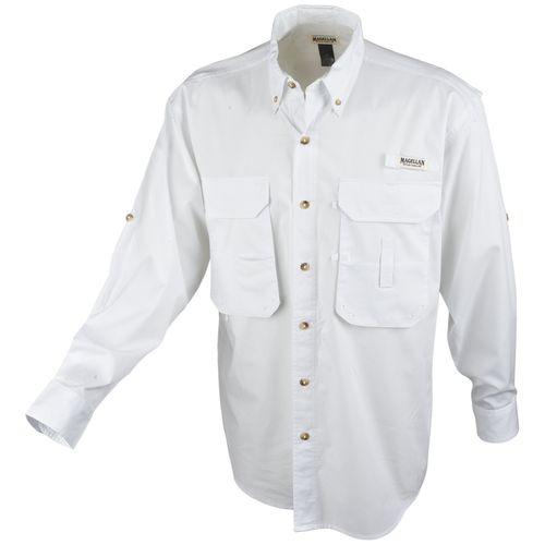 Academy magellan outdoors men 39 s lake fork fishing shirt for Magellan fishing shirts