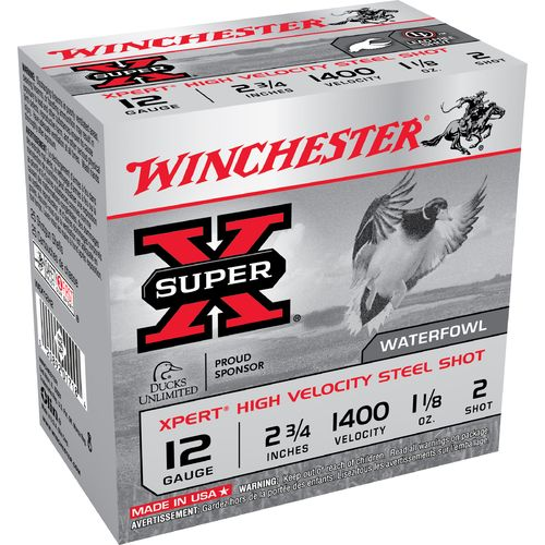 Display product reviews for Winchester Xpert Hi-Velocity Steel 12 Gauge Shotshells