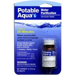 Potable Aqua® Water Purification Tablets 50-Count
