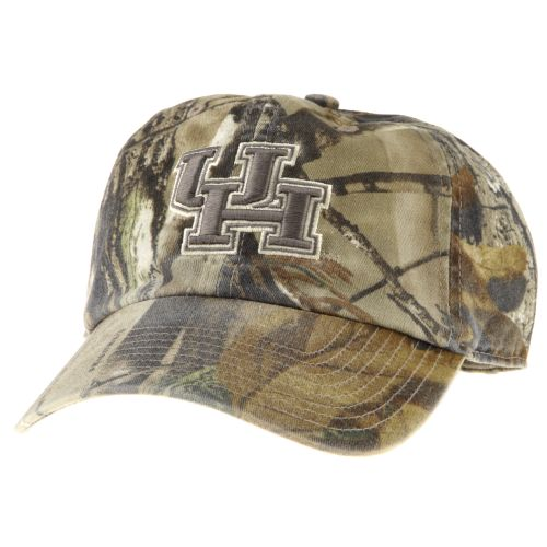 '47 University of Houston Camo Clean Up Cap (Red Medium 02, Size One Size) - NCAA Licensed Product, NCAA Men's Caps at Academy Sports thumbnail