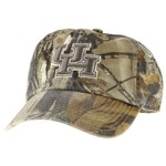 '47 University of Houston Camo Clean Up Cap - view number 1