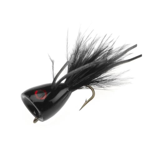 "Superfly™ Panfish PW Popper 1"" Dry Flies 2-Pack"