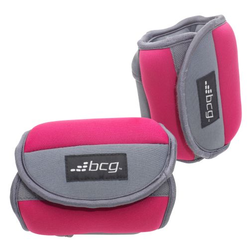 BCG™ 3 lb. Pair Contoured Fitness Weights