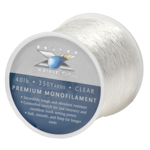 H2O XPRESS 40 lb - 350 yd Monofilament Fishing Line