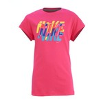 Nike Girls' Layered Graphic T-shirt
