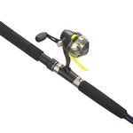 Zebco Crappie Fighter Trigger 6' Freshwater Spincast Combo - view number 5