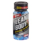 Labrada Lean Body Fat Burner Dietary Supplement 60-Capsules