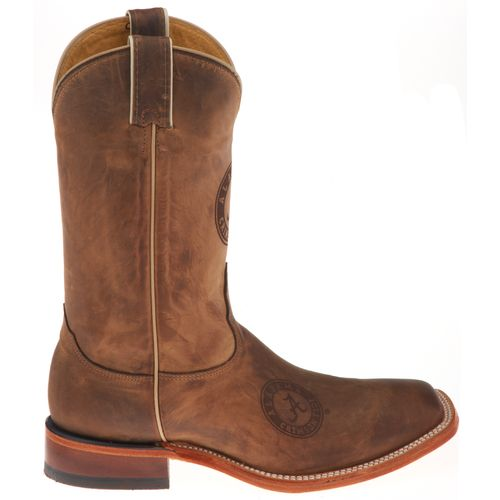 Nocona Men's University of Alabama Branded Western Boots