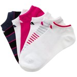 adidas Women's Superlite Graphic No-Show Socks 6-Pack