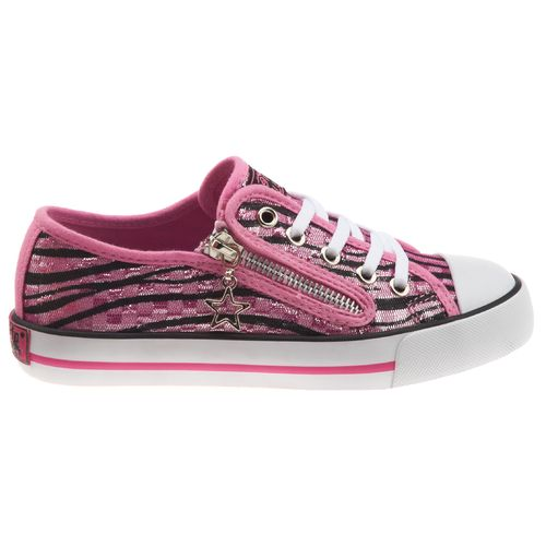 Gotta Flurt Girls' Vulcanized Classic Low-Top Athletic Lifestyle Shoes