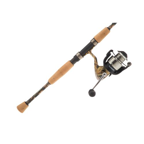 Image for H2O XPRESS® Realtree Max-4 7' M Camo Freshwater Spinning Combo from Academy