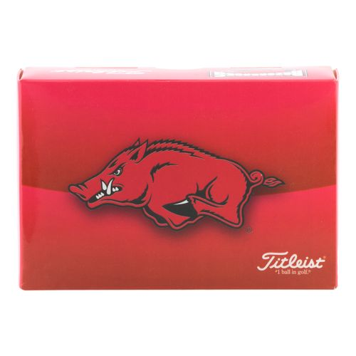 Image for Titleist Collegiate Custom Golf Balls 6-Pack from Academy