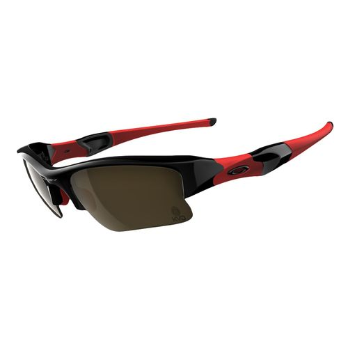 Oakley Men's Kevin VanDam Signature Series Polarized Flak Jacket® XLJ Sunglasses