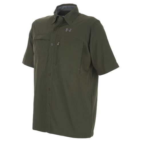 Under Armour™ Men's Flats Guide II Button-down Shirt
