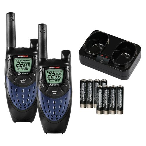Cobra CXT425 GMRS/FRS 2-Way Radios 2-Pack