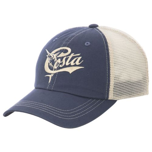 Display product reviews for Costa Del Mar Adults' Retro Trucker Hat