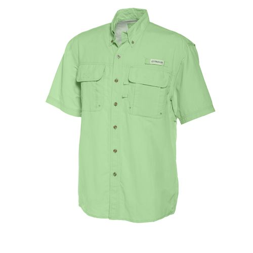 Magellan outdoors men 39 s laguna madre short sleeve fishing for Mens fishing shirts