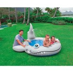 INTEX® Sandy Shark Spray Pool
