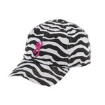 Browning Women's Safari Animal Print Cap