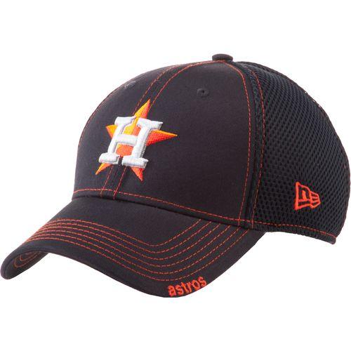 New Era Men's Houston Astros 39THIRTY Neo Cap