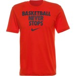 Nike Men's Basketball Never Stops T-shirt