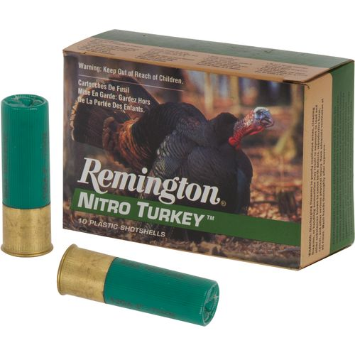 Remington Nitro Turkey Magnum Loads 12 Gauge Shotshells