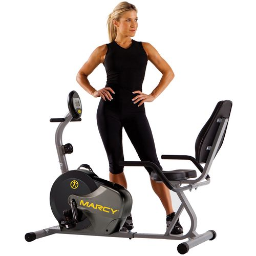 Display product reviews for Marcy 716 Recumbent Exercise Bike