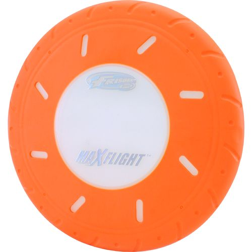 Image for Wham-O® Max Flight® Glow-in-the-Dark Frisbee® Disc from Academy