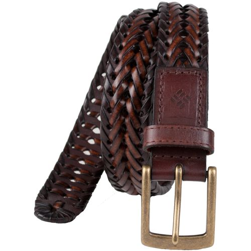 Columbia Sportswear Men's Leather Belt
