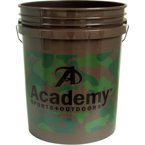 Leaktite 5-Gallon Camouflage Bucket